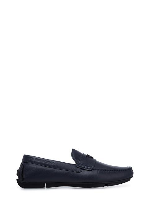 Emporio Armani Ayakkabı Lacivert